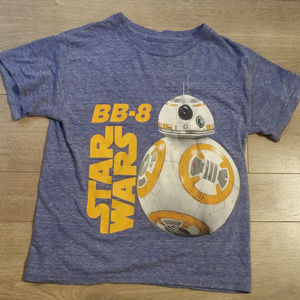 Kids Star Wars BB-8 T-shirt